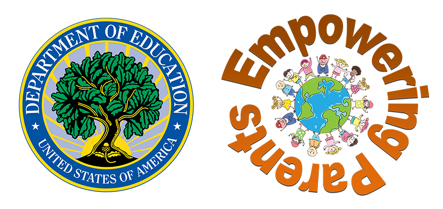 US Department of Education and Project Empower Logos