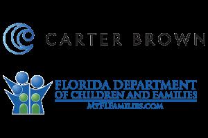 DCF and Carter Brown Logos