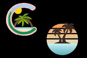 Curtis Media and Four Coasts Logos